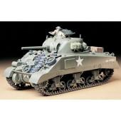 Tamiya US medium Tank M4 Sherman