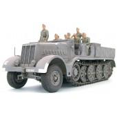 Tamiya Duitse 18 Ton zware helft-truck Famo