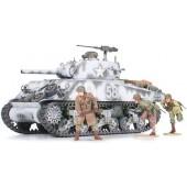 Tamiya Sherman M4A3 Howitzer