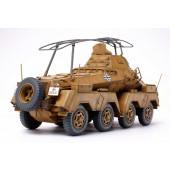 Tamiya German 8 wheeled heavy armored car