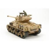 Tamiya Israel. tank M51 Super 105mm