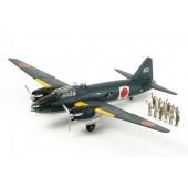 Tamiya WWII Mitsubishi G4M1 Modell 11