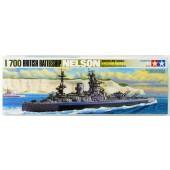 Tamiya British Battleship Nelson