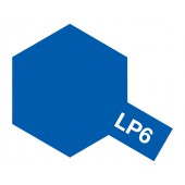 LP-6 Blauw, glanzend 10ml