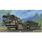 Trumpeter Faun SLT-56 Tank Transporter