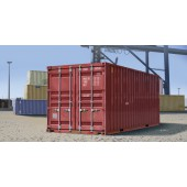 Trumpeter 20ft Container