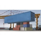 Trumpeter 40ft Container