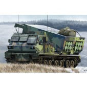 Trumpeter M270/A1 Multiple Launch Rocket System (Norway)