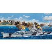 Trumpeter USS IOWA BB-61