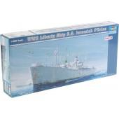 Trumpeter S.S. Jeremiah O'Brien Liberty Ship