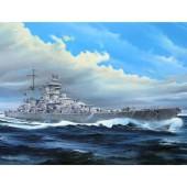 Trumpeter German cruiser Prinz Eugen 1945