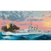 Trumpeter Italian Navy Battleship RN Littorio 1941