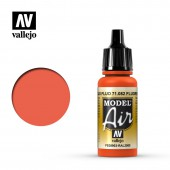 Fluo. Red 17ml