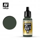 IJN Black Green 17ml