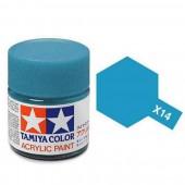 X-14 Hemel Blauw, glanzend 23ml