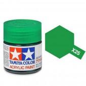 X-25 Transparant Groen, glanzend 23ml
