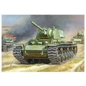 Zvezda KV-1 Soviet Heavy Tank
