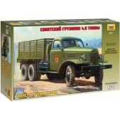 Zvezda ZIS-151 Soviet Truck