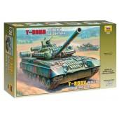 Zvezda T-80BV Russian MBT