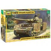 Zvezda Panzer IV Ausf. H