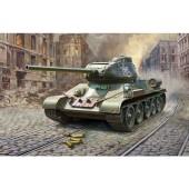 Zvezda Soviet Medium Tank T-34/85