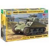 Zvezda M4 A2 Sherman