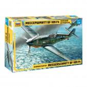 Zvezda Messerschmitt BF-109 F4