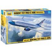 Zvezda Boeing 737-700