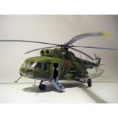 Zvezda MIL MI-8T Soviet Helicopter