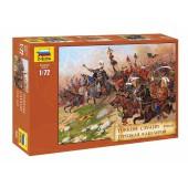 Zvezda Turkish Cavalry 16th-17th Century