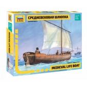 Zvezda Mediëval Life Boat