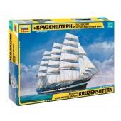Zvezda Russian Krusenstern Sailingship
