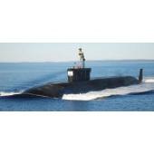 Zvezda Borey-Class Nuclear Submarine Yuri Dolgorukiy