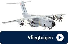 Vliegtuigen bouwdoos